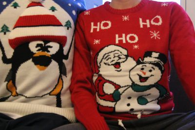 ugly sweater day is an alternative to the traditional office holiday party