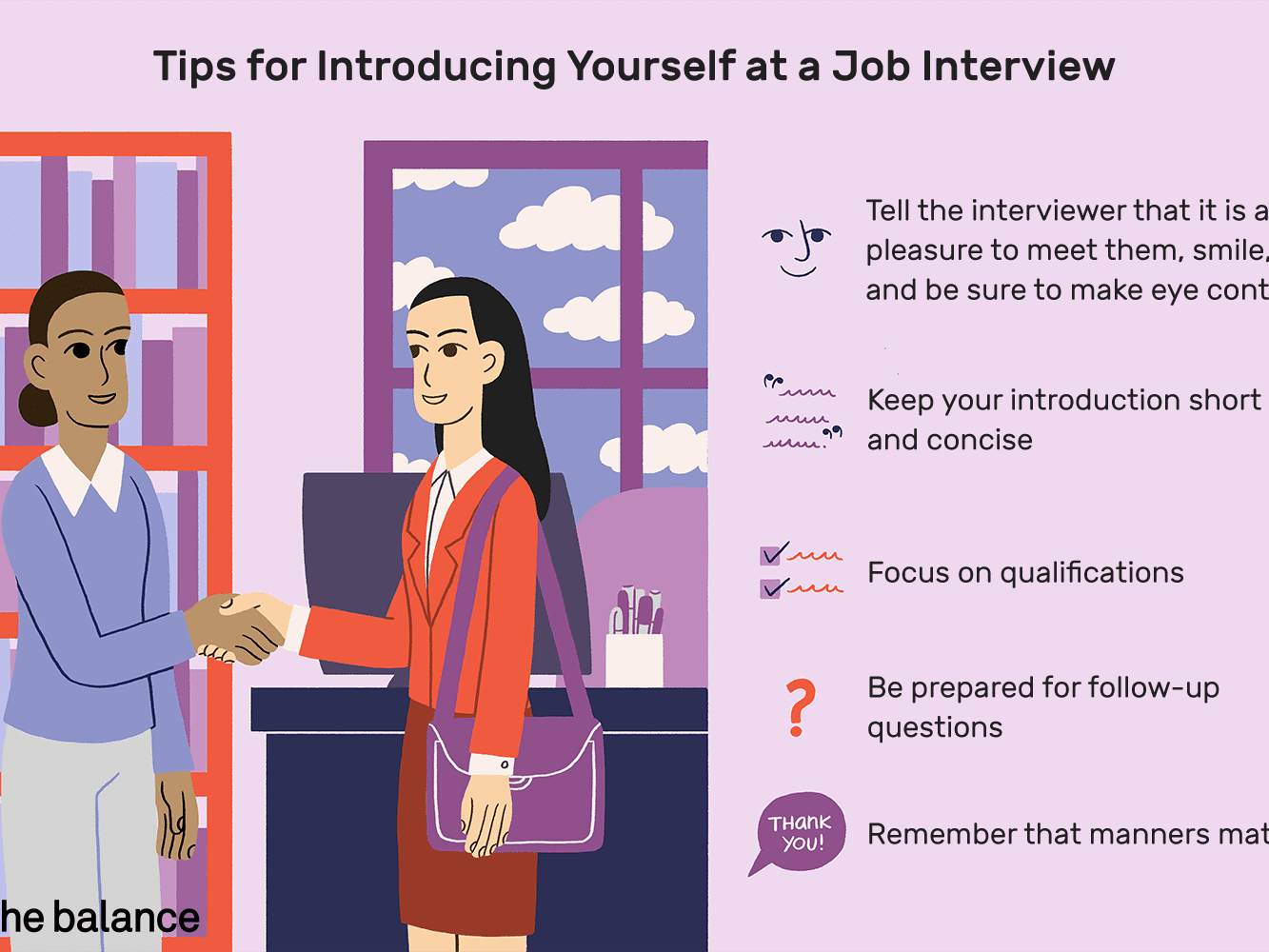 Diagram 6 Smart Ways To Introduce Yourself In An Interview