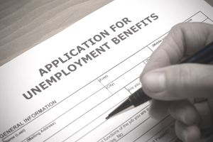 unemployment application form