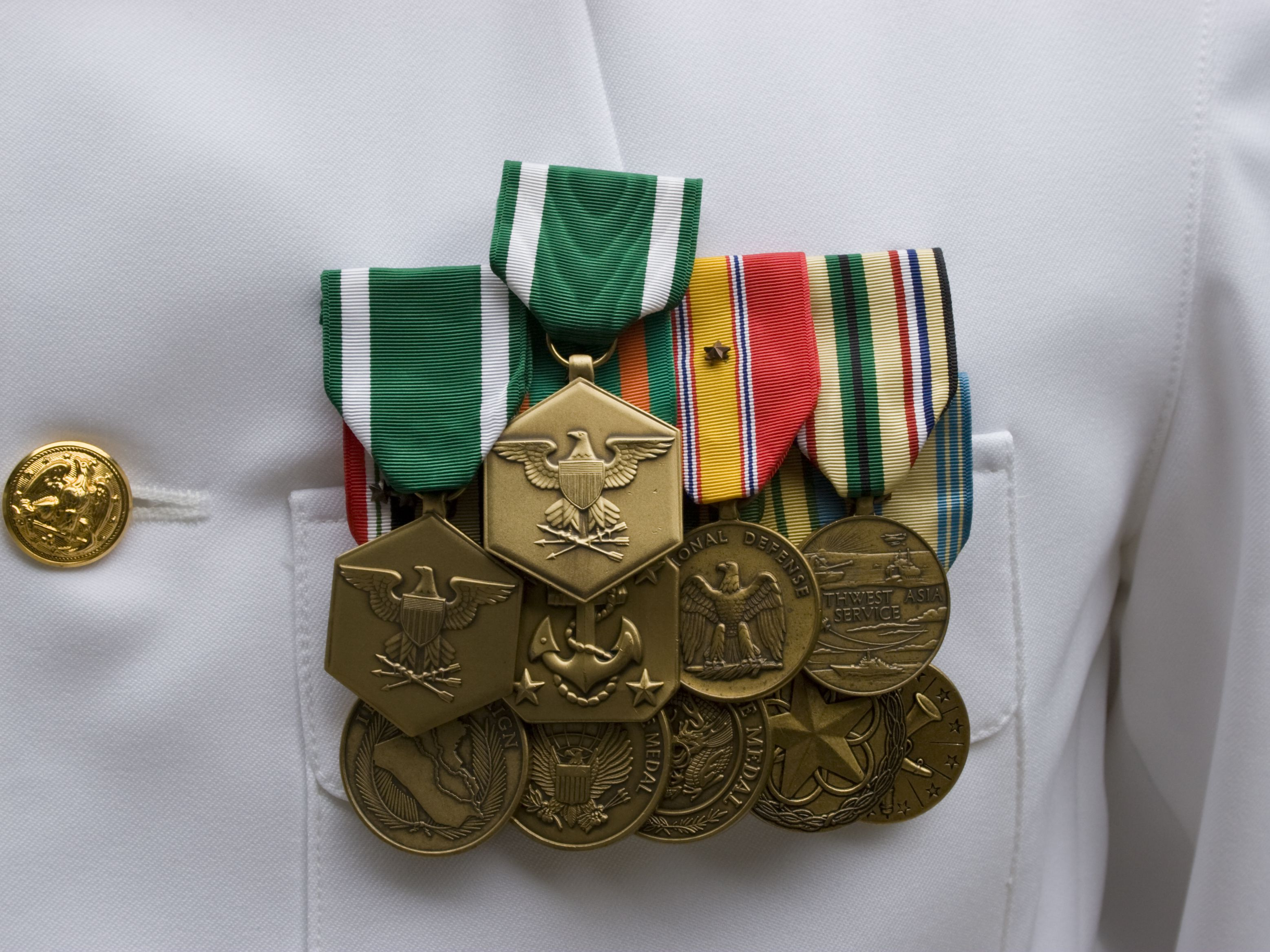 ARMY COMMENDATION MEDAL SERVICE RIBBON