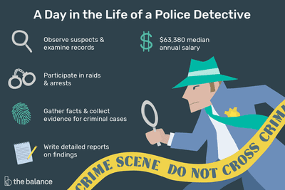 Police Detective Job Description: Salary, Skills, & More