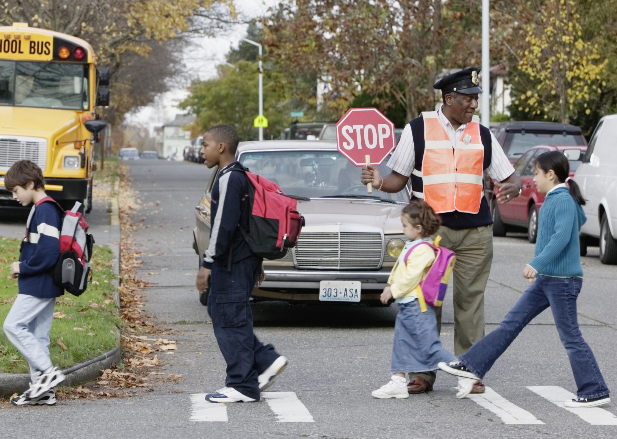 How to Become a Crossing Guard