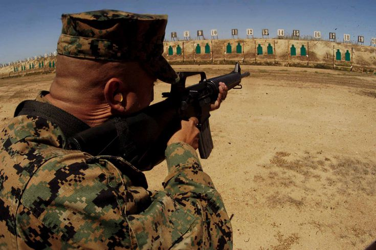 Being A Rifleman In The USMC Marine Corps 0311