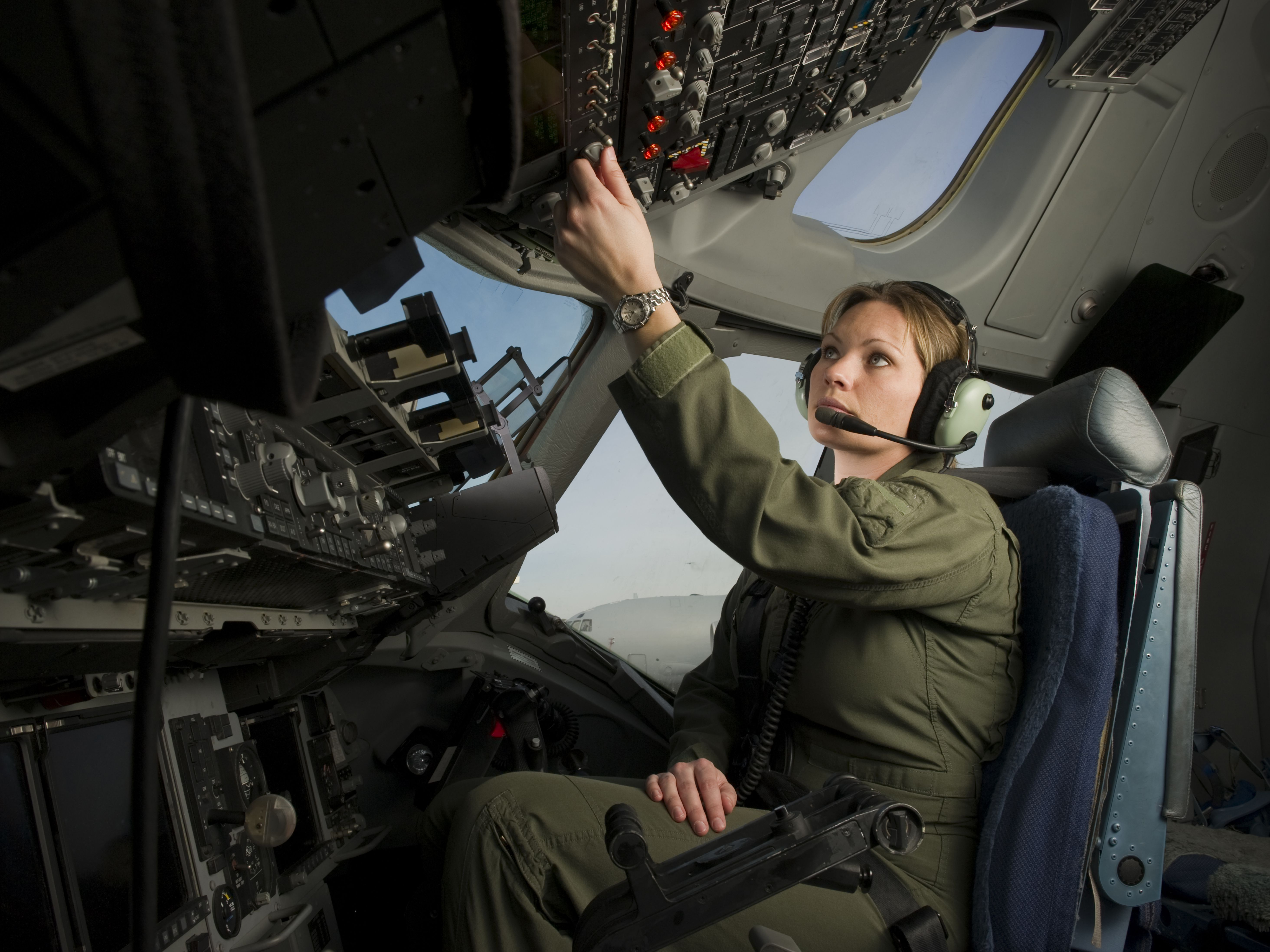 Vision Requirements for a Military Pilot/Navigator