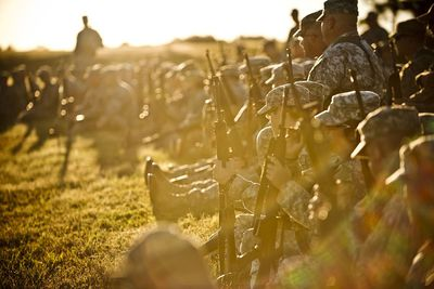 Army Reserve soldiers shoot for top honors