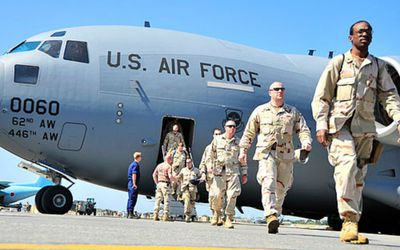Air Force Senior Airman E 4 Below The Zone Promotions