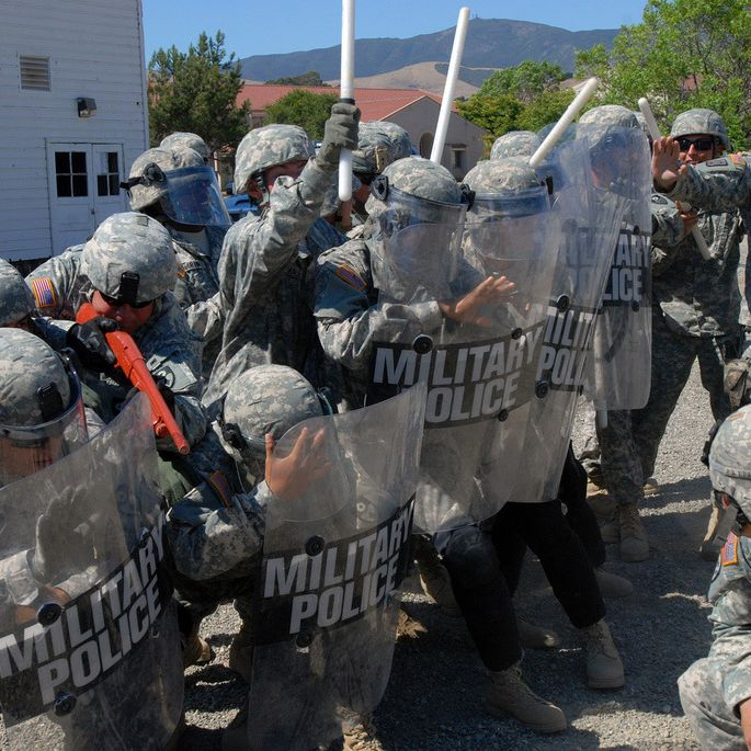 Military Police Career Information