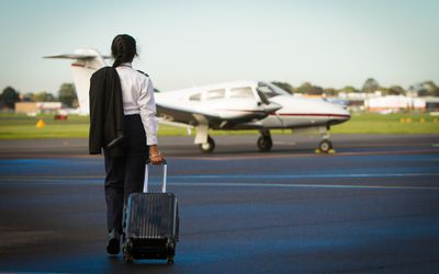 Ferry Pilot Jobs and Other Ways to Get Flight Time