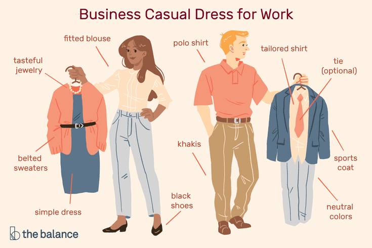 69e30b25e8c Images of Business Casual Dress for the Workplace