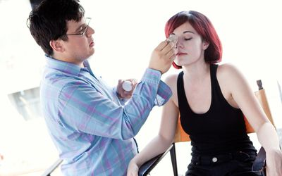 Get the Facts about Theatrical and Performance Makeup Artists