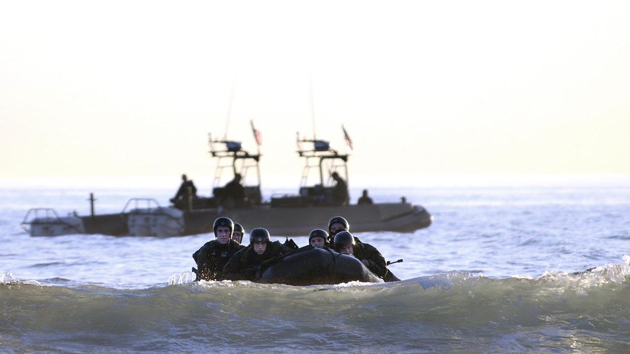 SEAL Training Hell Week Information