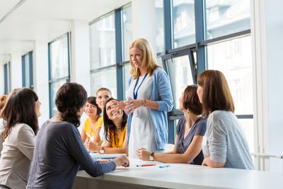 Facilitation skills are essential when a manager is leading a meeting.