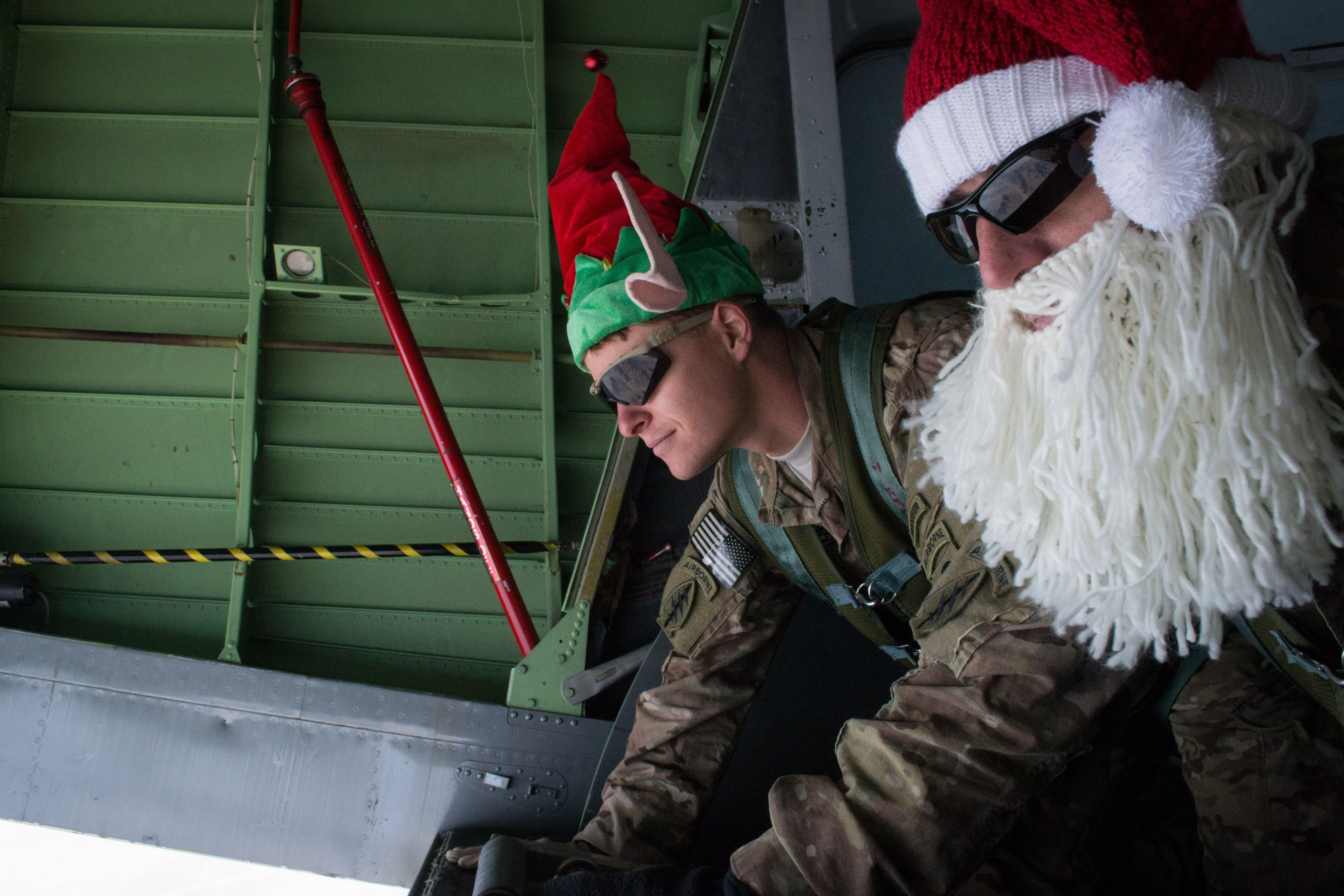 Support Our United States Military During Christmas