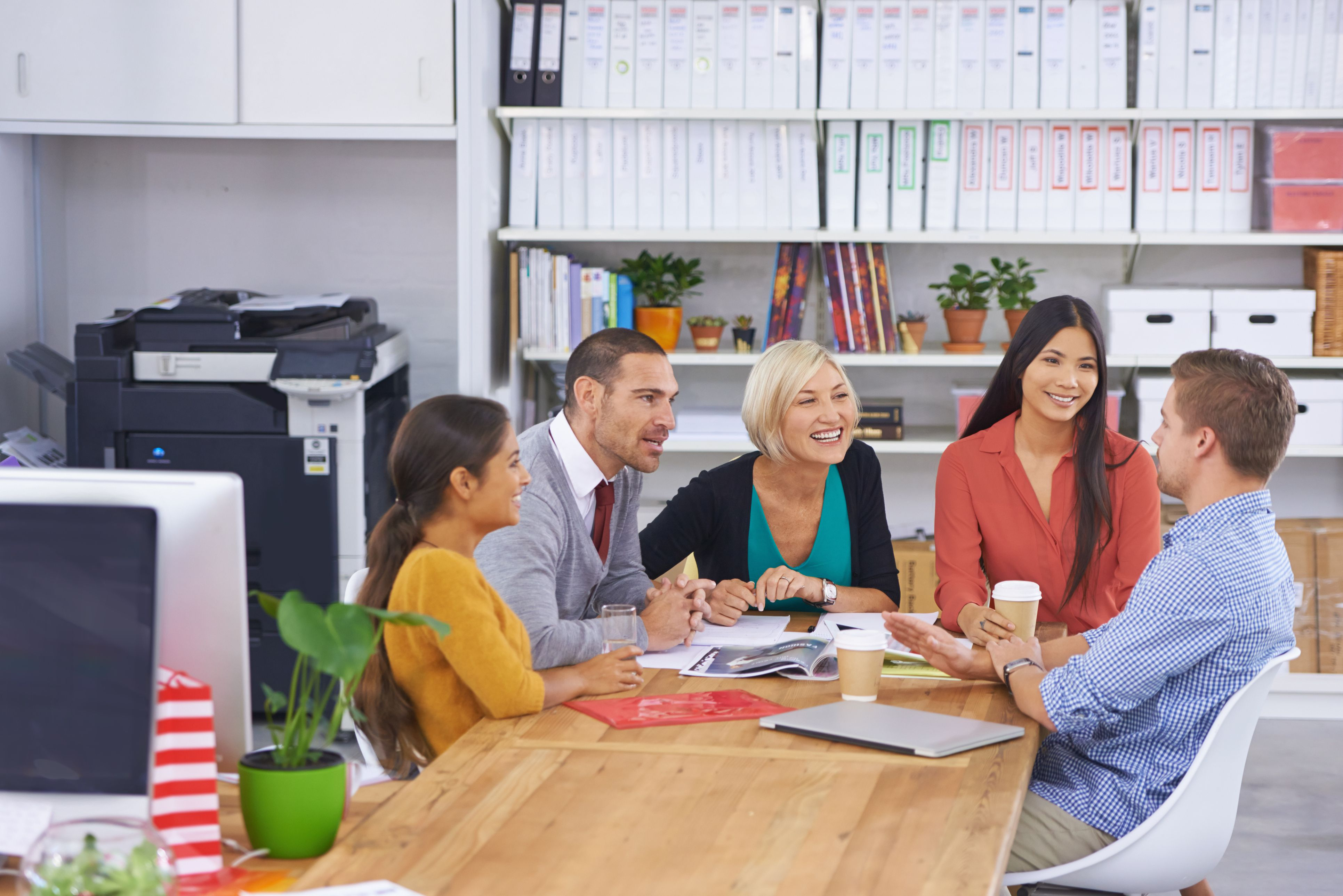 With Happy Employees Your Business Is More Productive