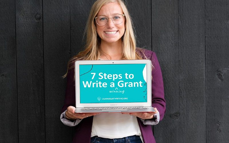 How to Write a Grant in 7 Steps by LearnGrantWriting.org