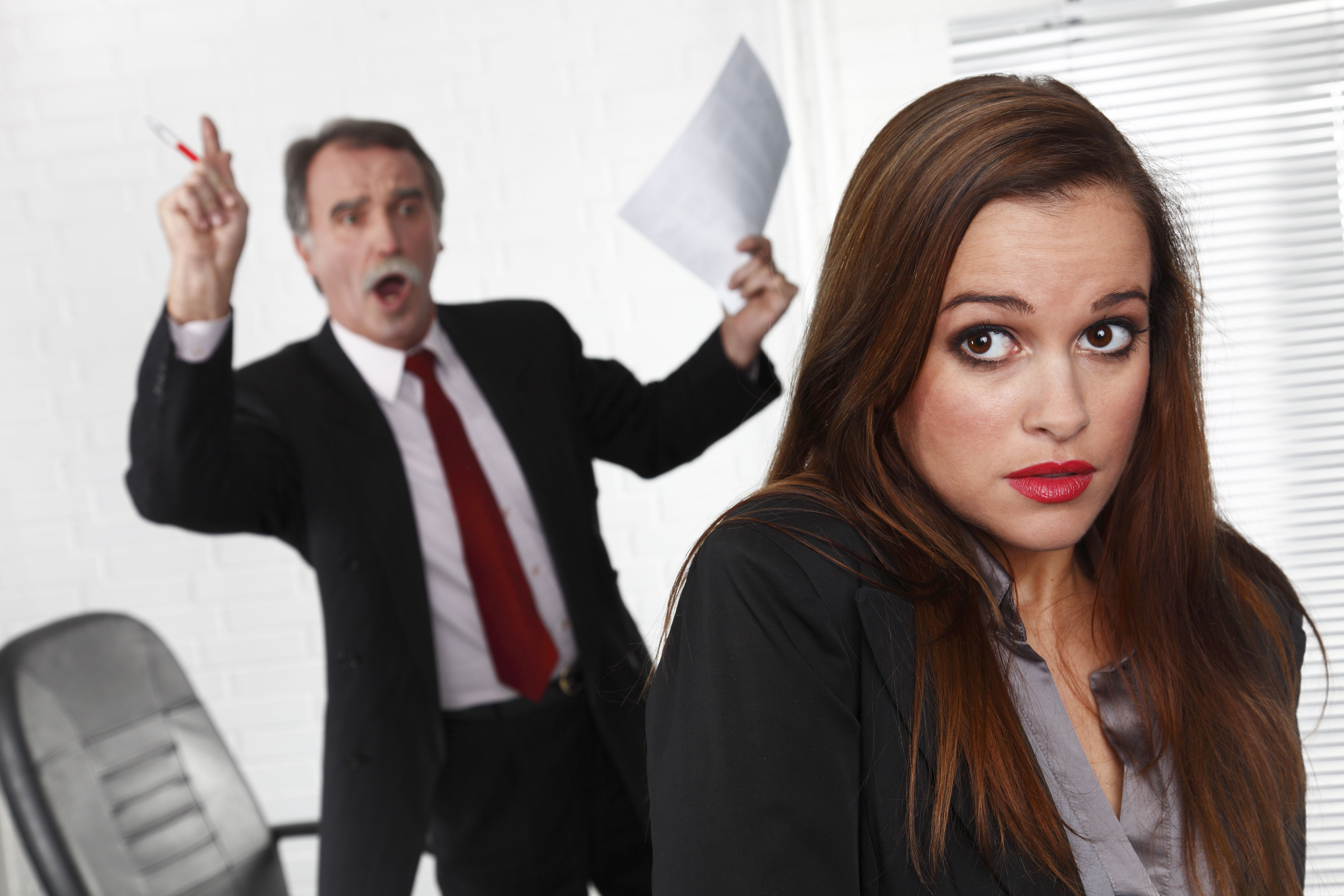 Unfortunately, some employees must deal with bosses who are bad to the bone.