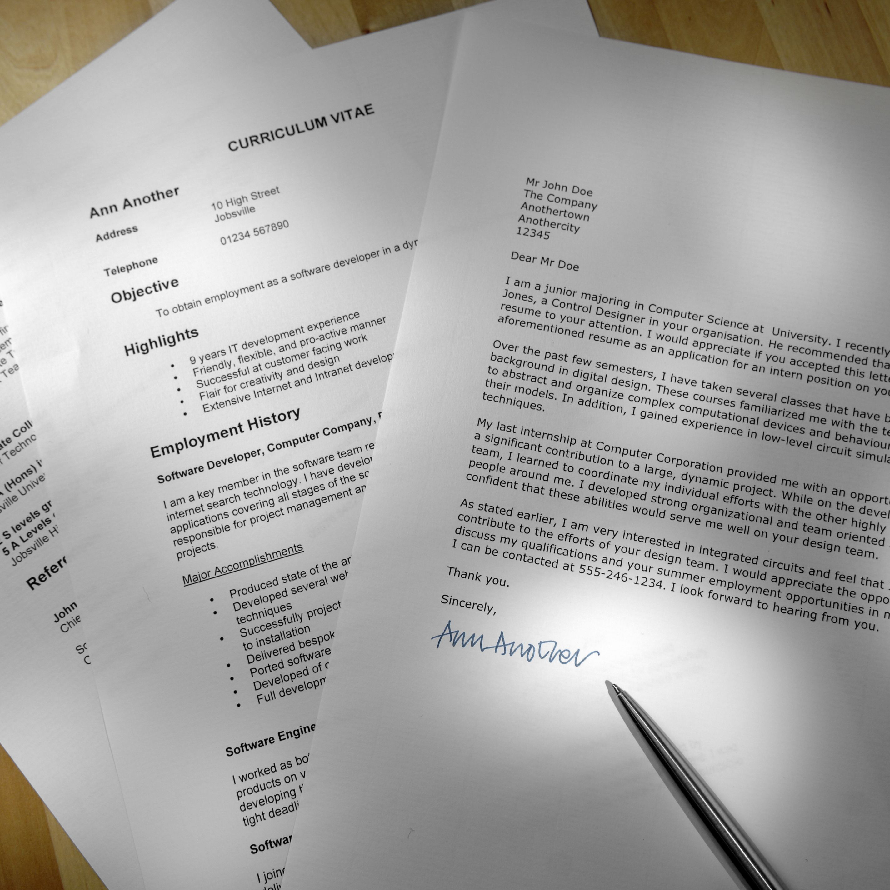 Free Resume And Cover Letter Templates from www.thebalancecareers.com
