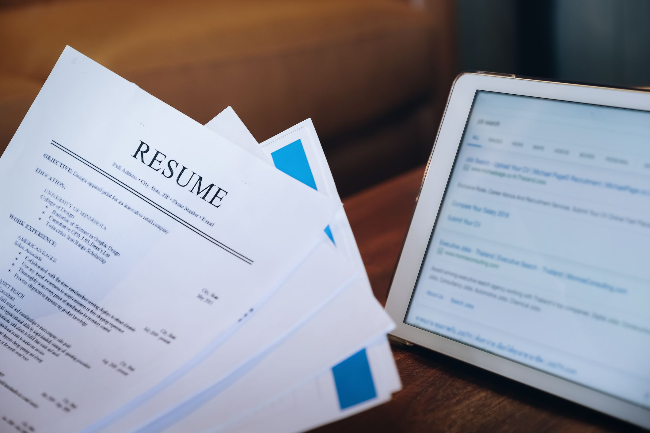 How To Select The Best File Format For Your Resume