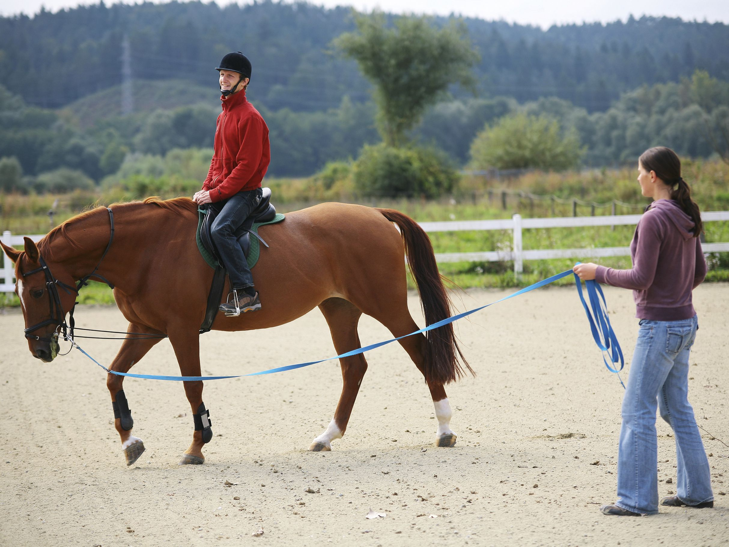 Riding Instructor Certification