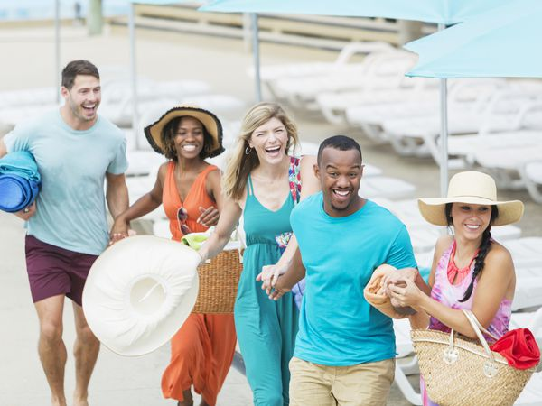 Incentive travel programs reward successful employees and are also opportunities for team building.