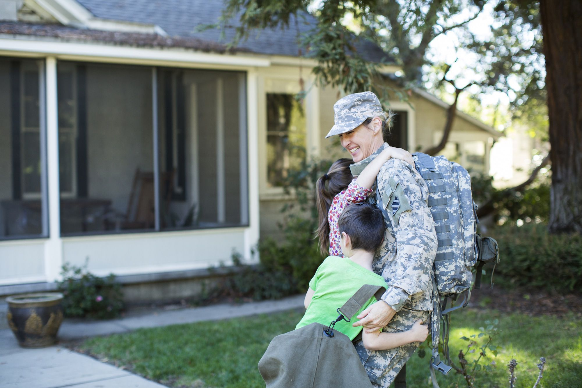 Military Vacation Leave and Job Training
