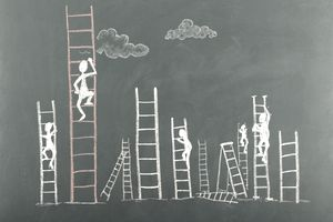 Good Work Habits Can Help You Climb the Ladder To Success