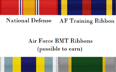 Air Force Basic Training: Meeting Your T I
