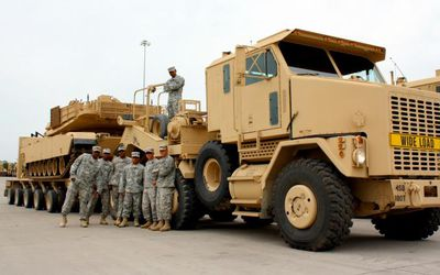 Army 88m Motor Transport Operator Responsibilities - Us-army-88m