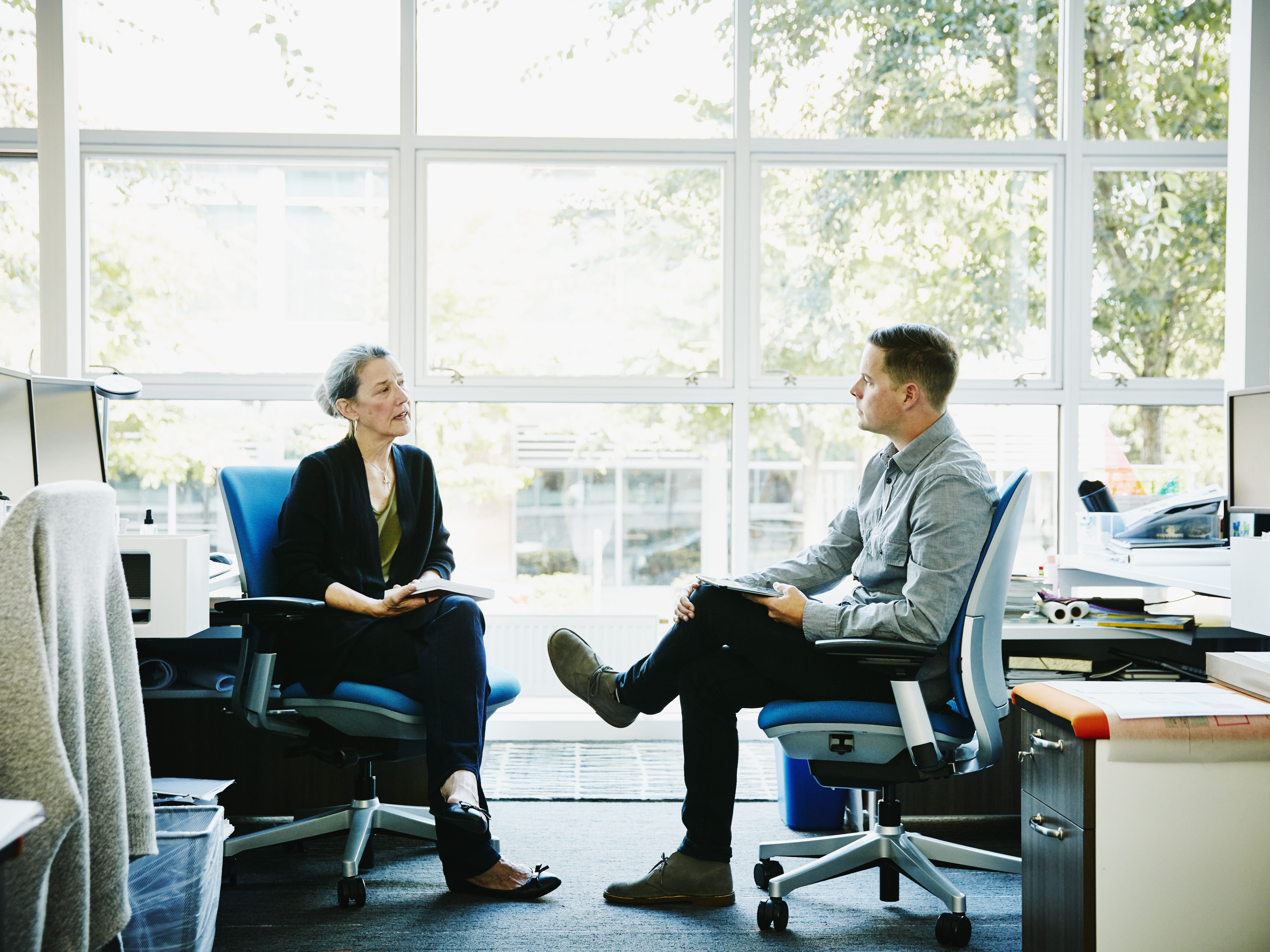 Feel Just Like a Co-Worker is Arranging Against You