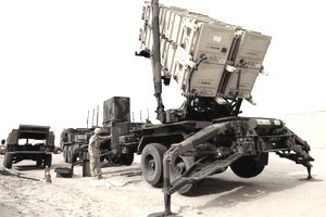 Patriot Missile Batteries Maintained In Kuwait