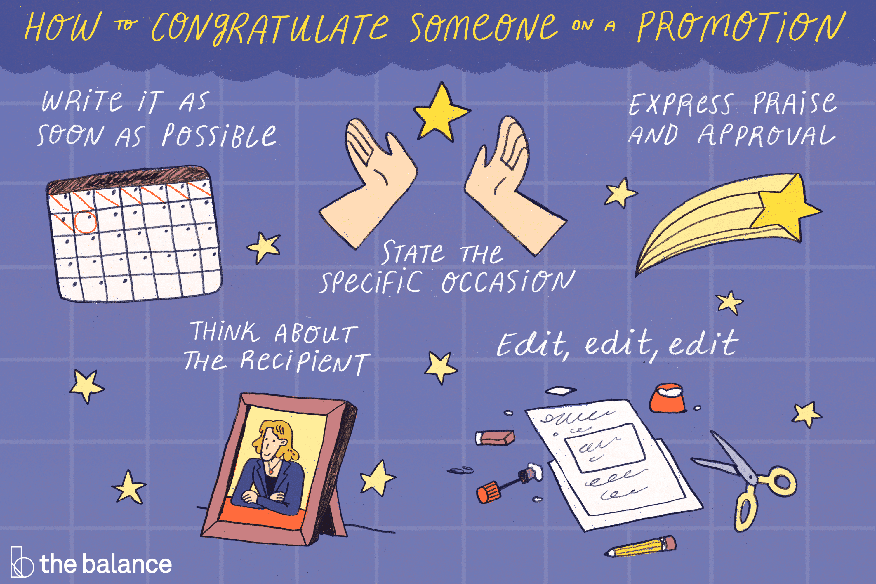 How to Write a Congratulations Email for a Promotion