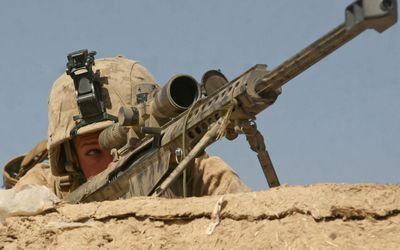 d8625176 What Marine Corps Scout Sniper Training is Really Like