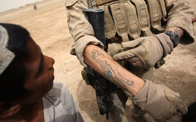 Army Tattoo Policy: What's Allowed and What's Not