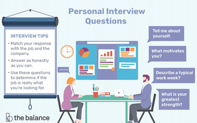 sample question and answer interview