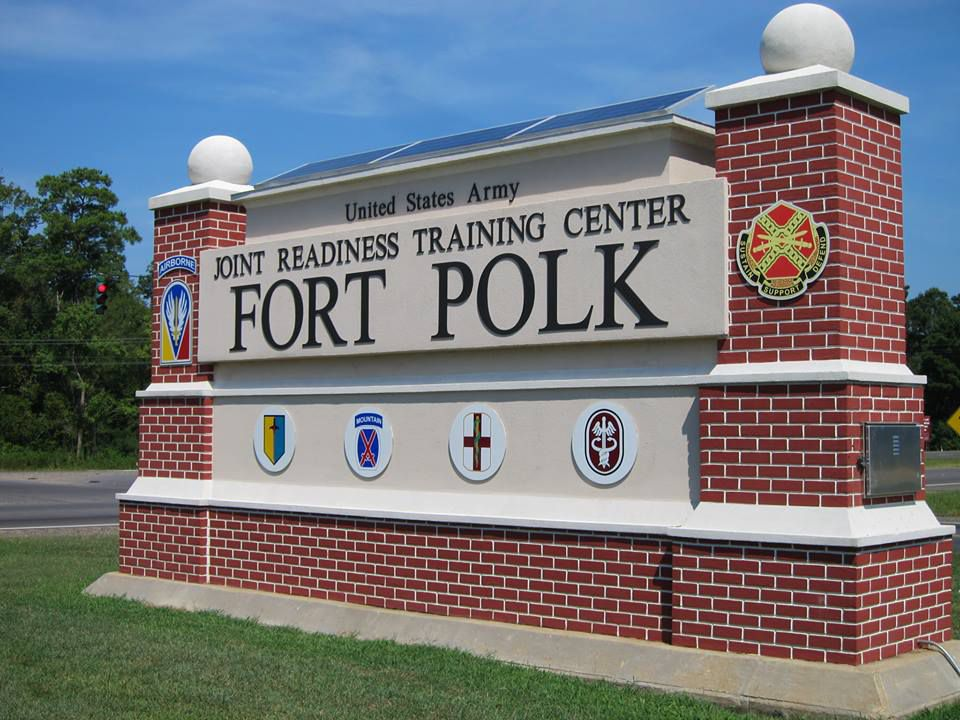 U S  Military Installation: Fort Polk, Louisiana