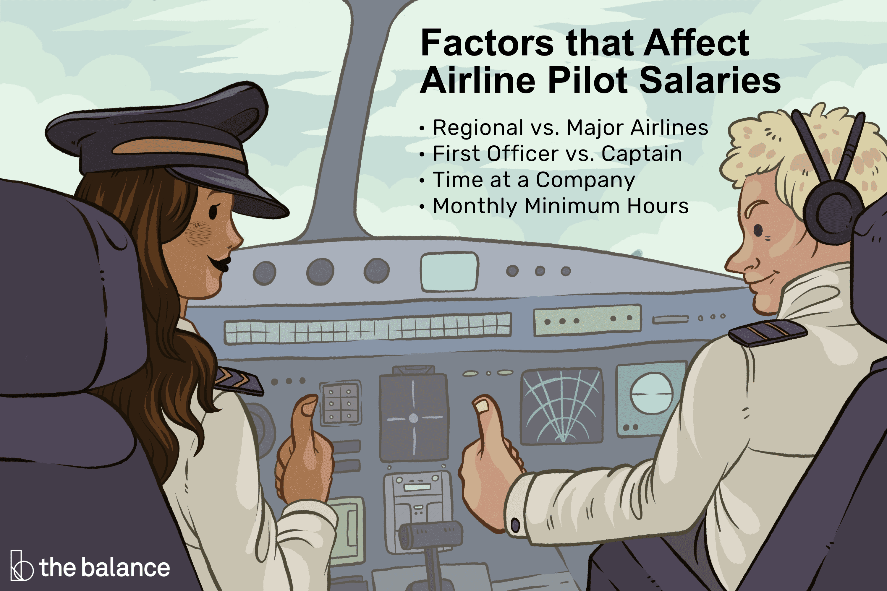 Find out How Much Money Airline Pilots Really Earn