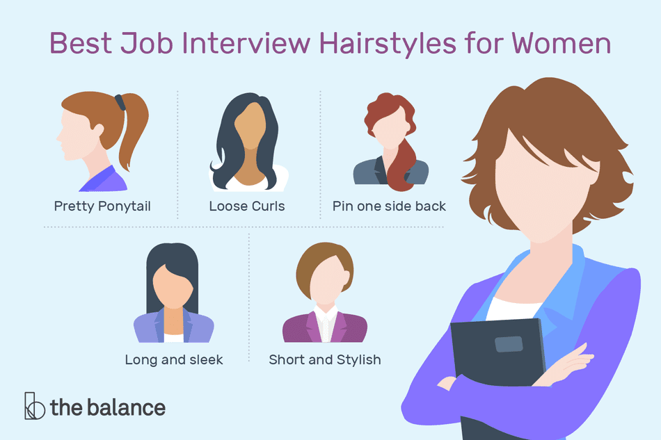 Best Job Interview Hairstyles For Women Imdiversity