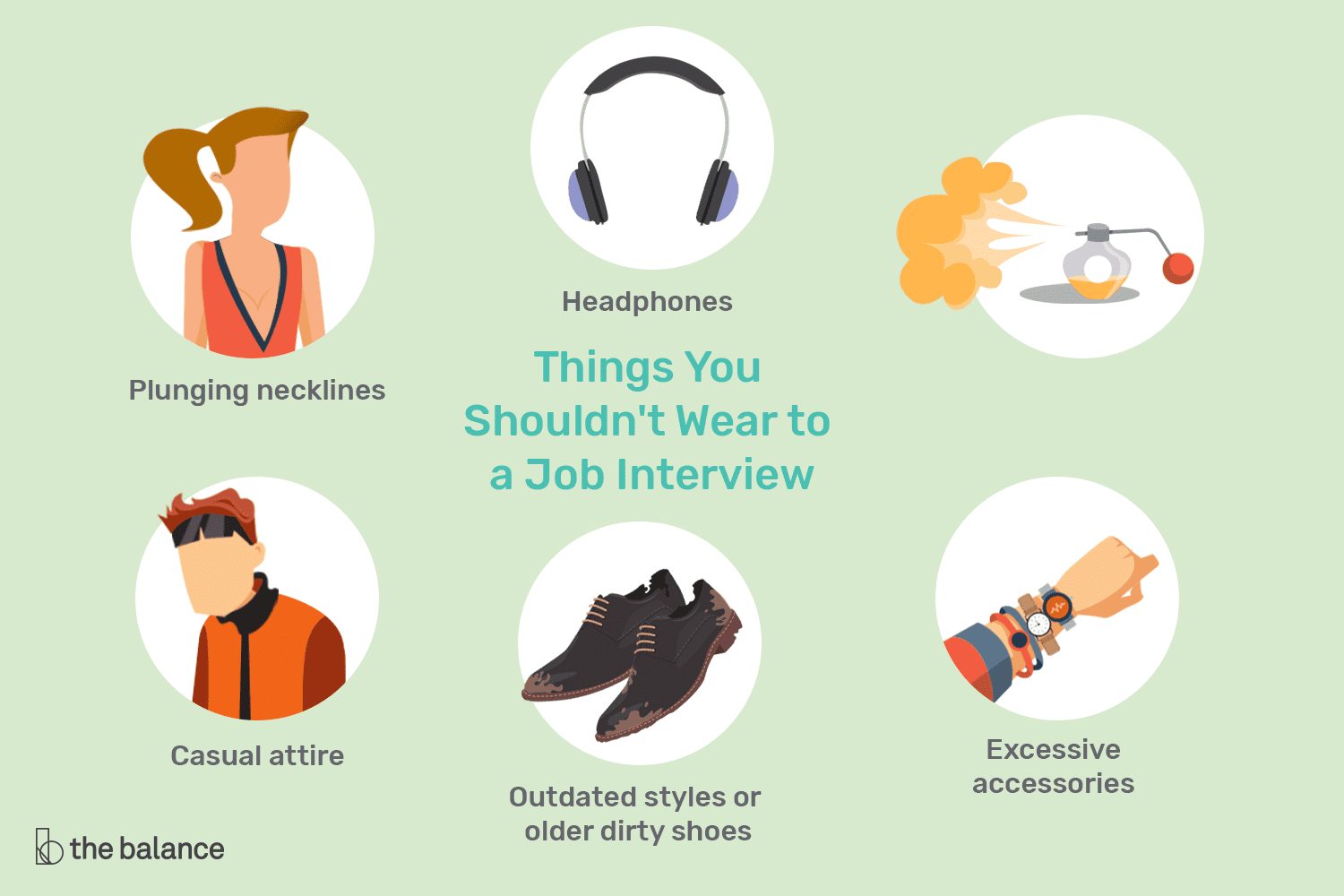 9 things you shouldnt wear on a job interview