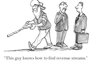 Finding New Revenue Streams