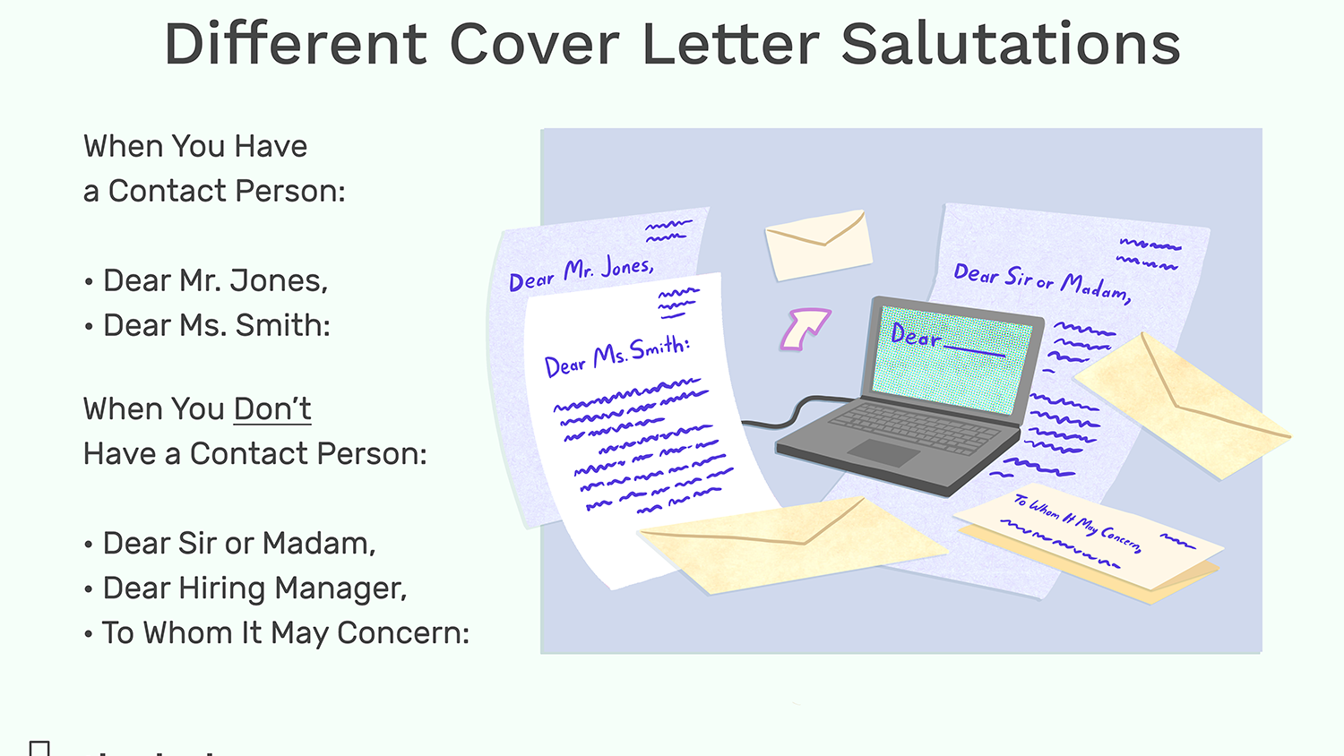 Should You Include A Cover Letter If It Is Not Asked For from www.thebalancecareers.com