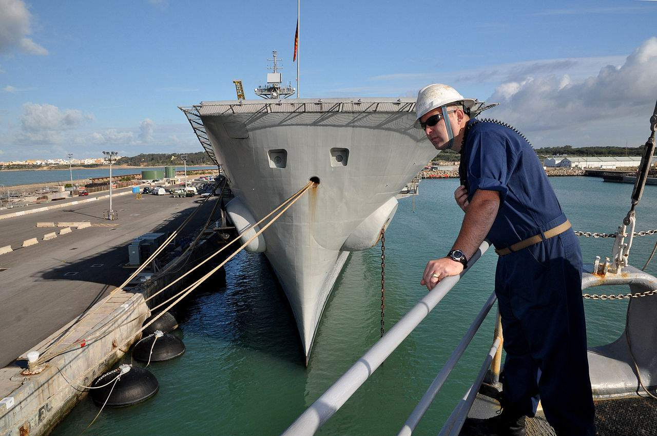 installation overview naval station rota spain