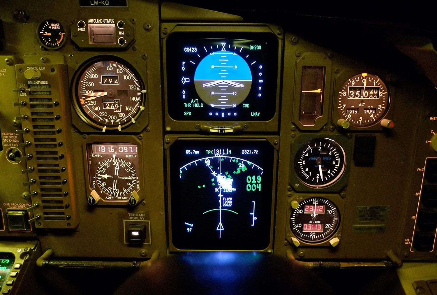 6 Flight Instruments Pilots Need To Know Important Parts Of An Airplane And What They Do