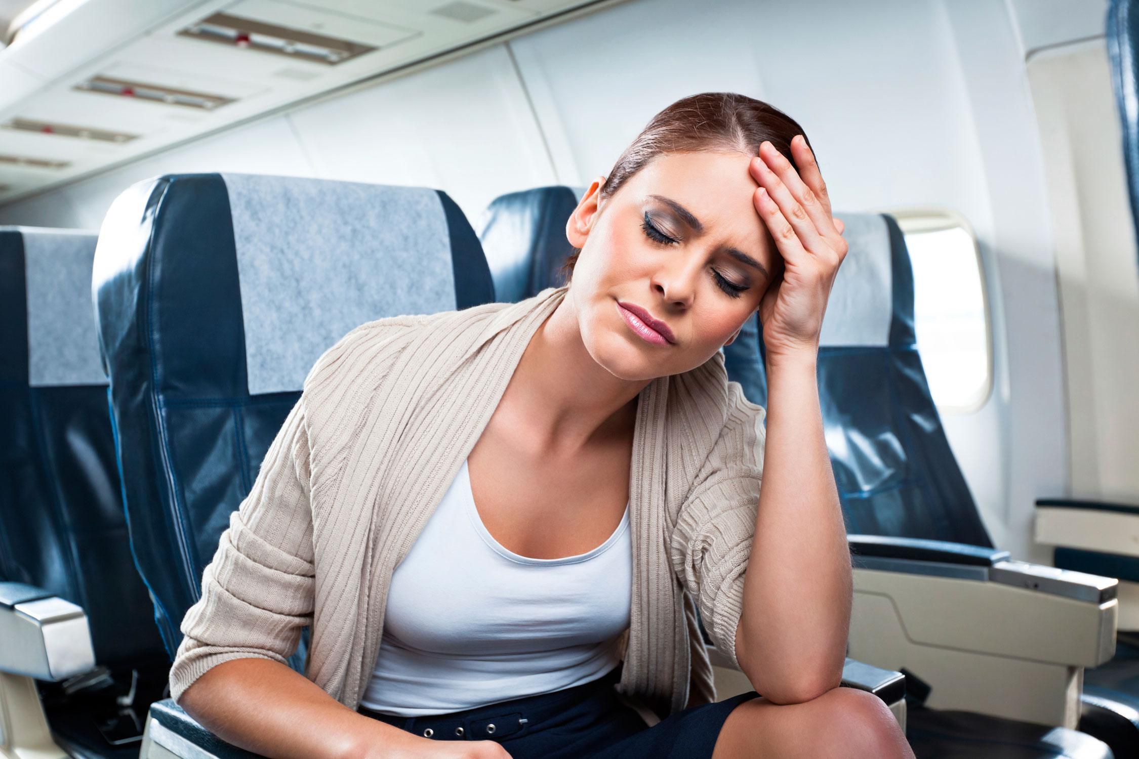 How to Prevent and Treat Motion Sickness While Flying