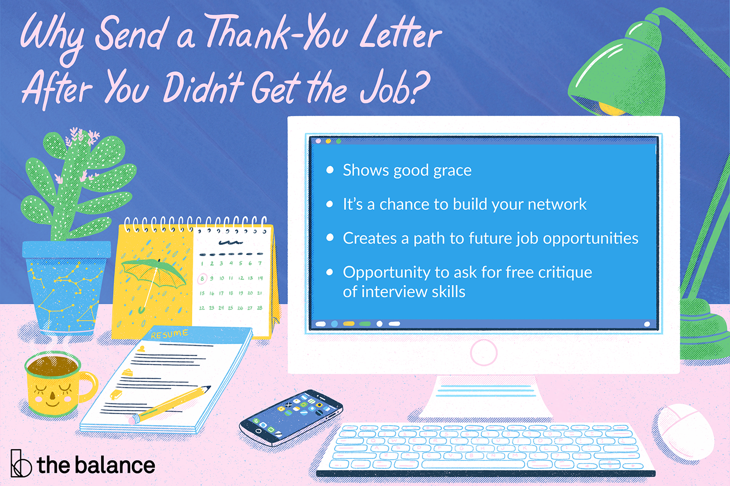 Didn't Get The Job Thank You Letter Sample from www.thebalancecareers.com