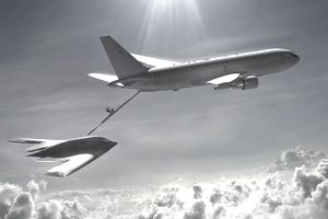 Air Force In Flight Refueling