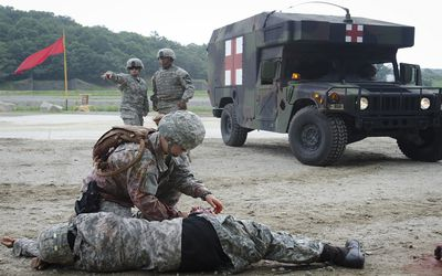 Special Operations Command Fitness Tests