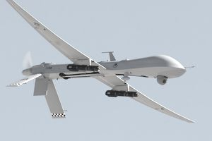 The MQ-1 Predator Unmanned Aerial Vehicle