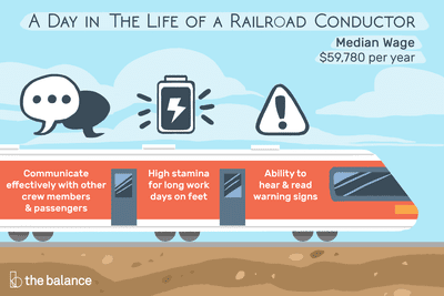 Railroad Conductor Job Description: Salary, Skills, & More