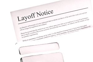 Pink Slip Termination Notice