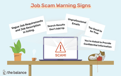 Types of Data Entry Job Scams and How to Avoid Them